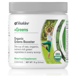 Organic Greens Booster
