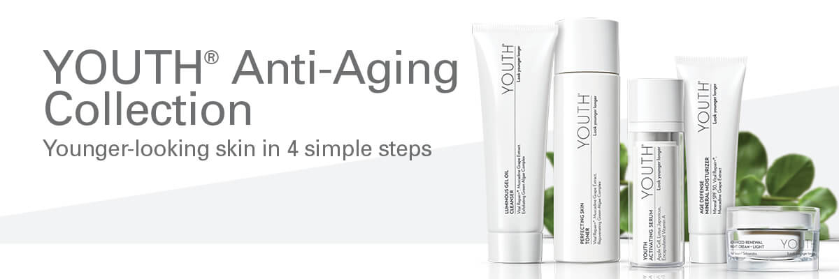 Anti Aging Collection Youth Beauty Shaklee Us Site