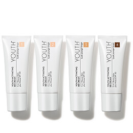 YOUTH® Activating BB Cream 4 pack