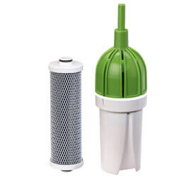 Get Clean® Water Refillable Filter Housing Kit With One Filter