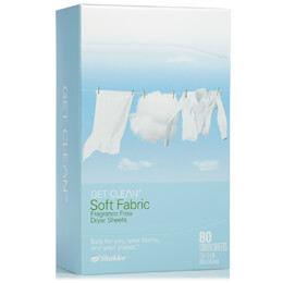 Soft Fabric Dryer Sheets