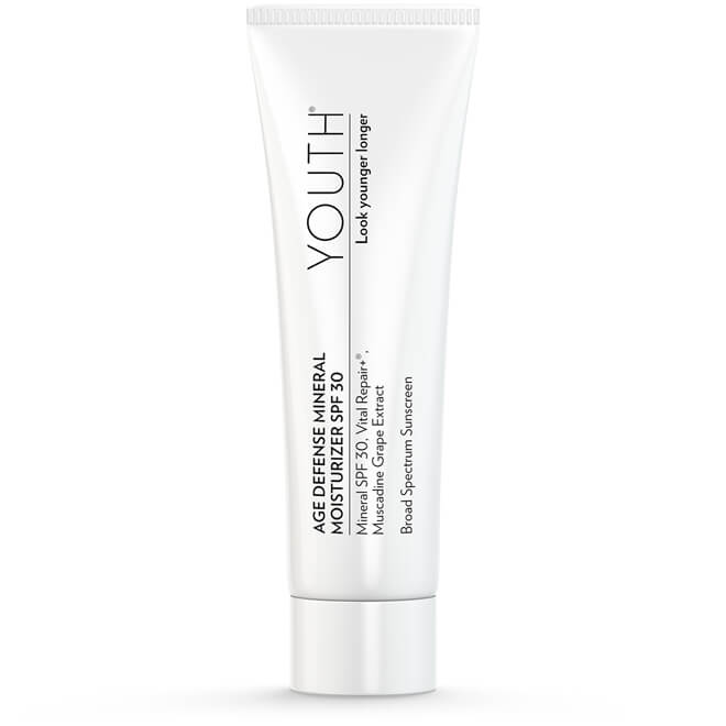 YOUTH® Age Defense Mineral Moisturizer SPF 30