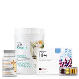 Rx for a Healthier Life®