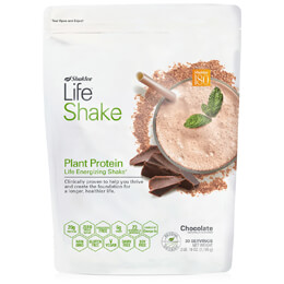 Life Shake™ Plant Chocolate 30 svg.