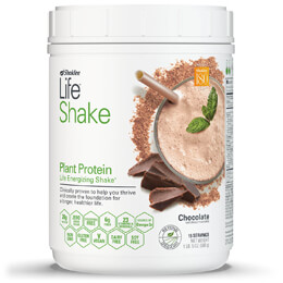 Life Shake™ Plant Chocolate 15 svg.