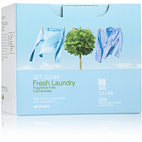 Fresh Laundry Concentrate Fragrance Free (powder) 5.5 lb.