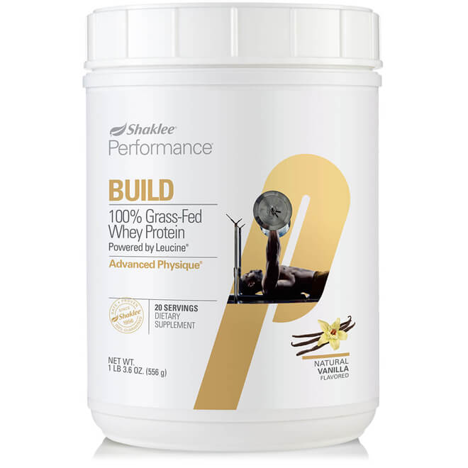 Advanced Physique® 100% Grass-Fed Whey Protein Vanilla