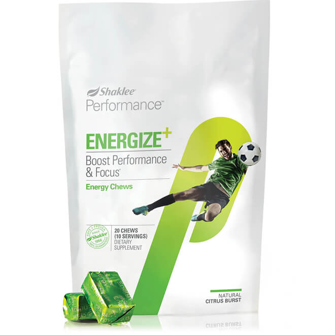 Performance™ Energy Chews, 20 ct