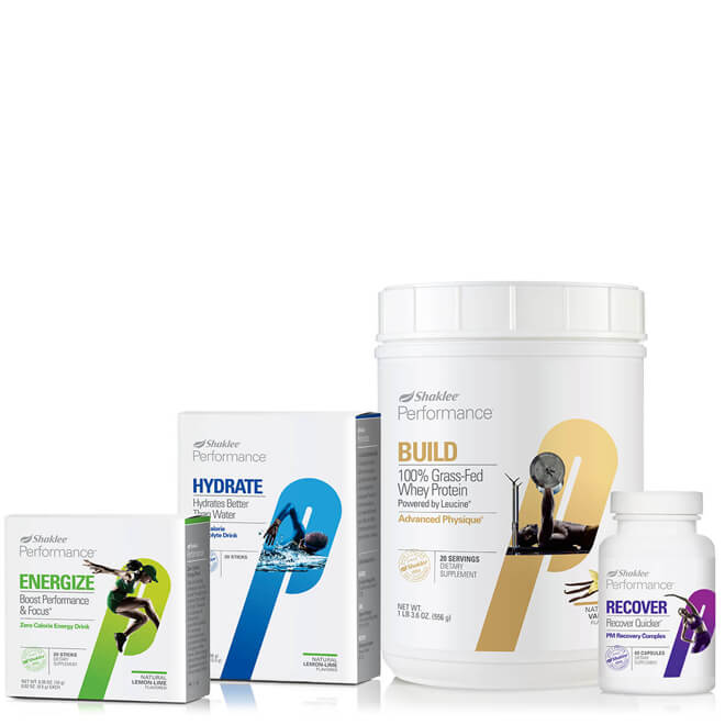 Performance Fitness Pack