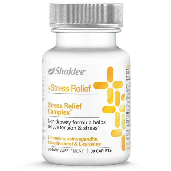 Stress Relief Complex* | + Stress & Mood | +2 Targeted Solutions