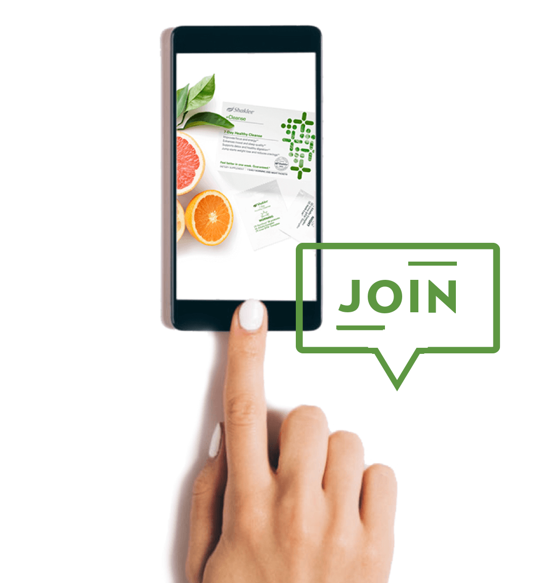 Join Shaklee as a Preferred Member